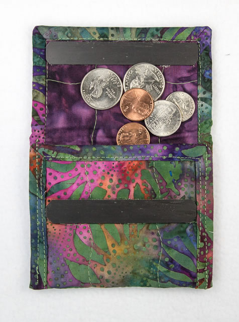 Quilted Checkbook Cover And More E Pattern Sew Together