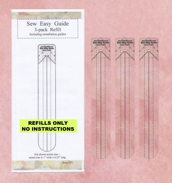 Sew Easy Guide Refills