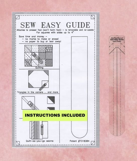 Sew Easy Guide