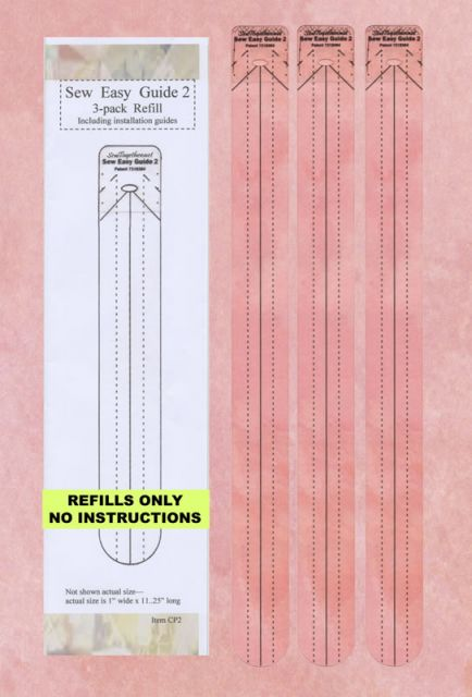 Sew Easy Guide 2 Refills